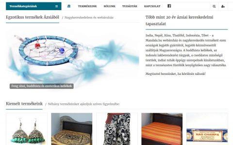 Mandala Webshop